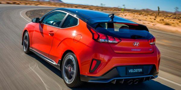 Hyundai Veloster 2018: la nueva generación llega con versión N
