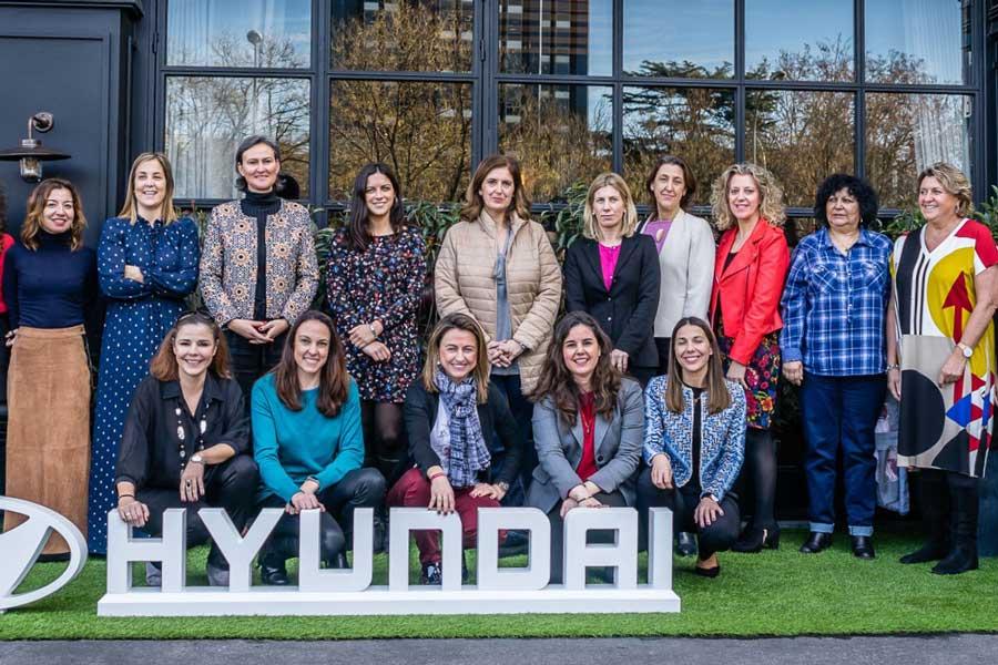 Hyundai celebra el primer foro sobre la mujer en el mundo de la automoción