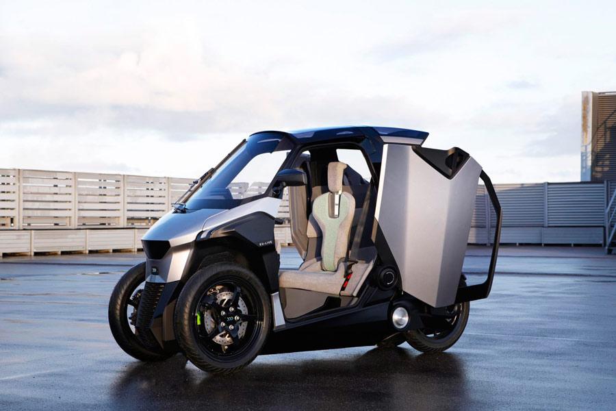 Peugeot espera más scooters eléctricos en su gama