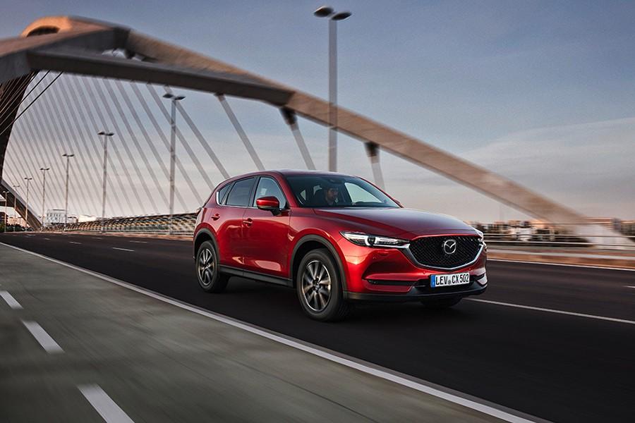 Los Mazda son los coches más eficientes según la EPA