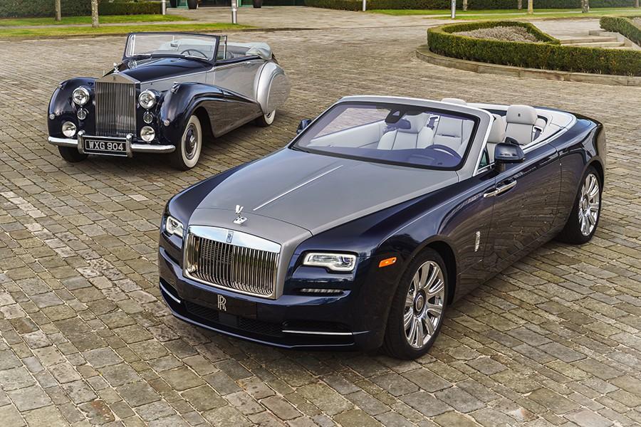 Los Rolls Royce hechos a medida en 2017