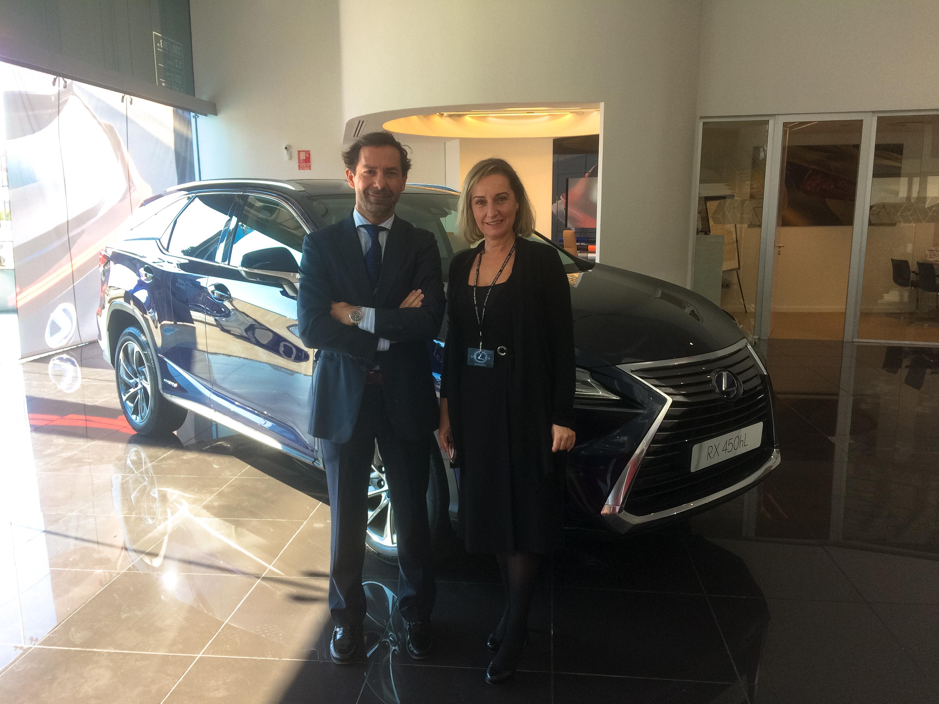 Lexus Sevilla presenta en exclusiva el nuevo Lexus RX 450h L