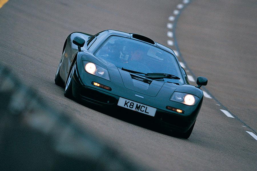 Estos son los coches más rápidos de los últimos 70 años
