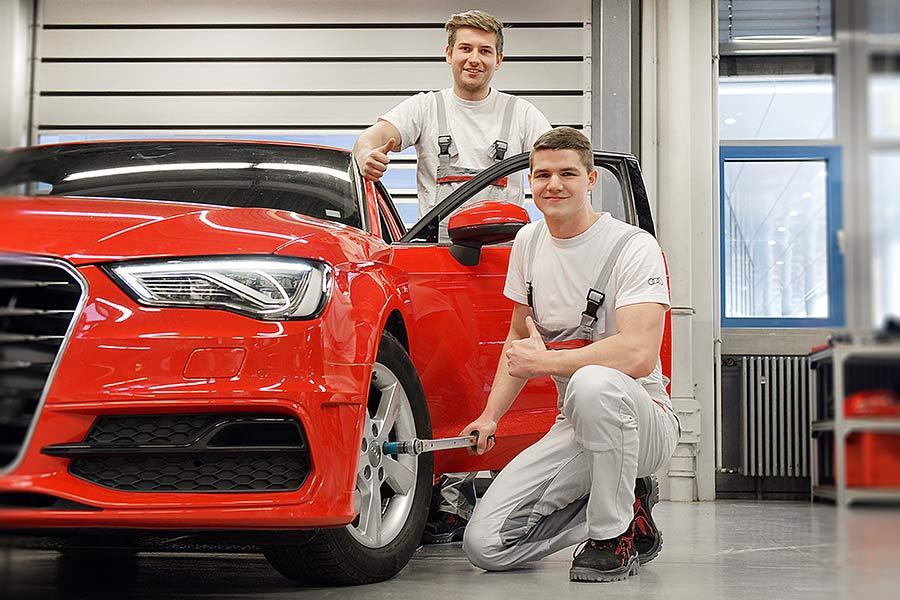 Audi ahorra 108,6 millones de euros gracias a sus empleados