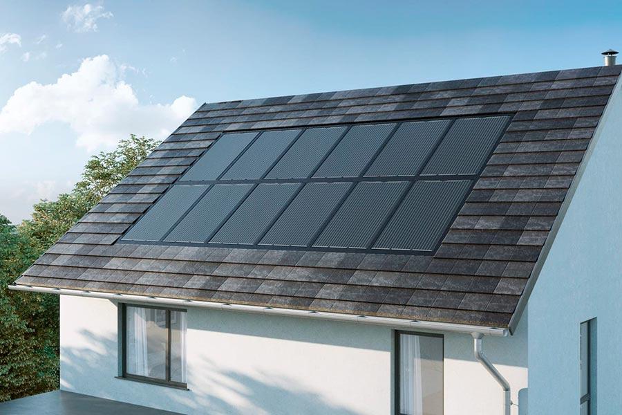 Nissan Energy Solar ofrecerá a los clientes una configuración solar con seis paneles