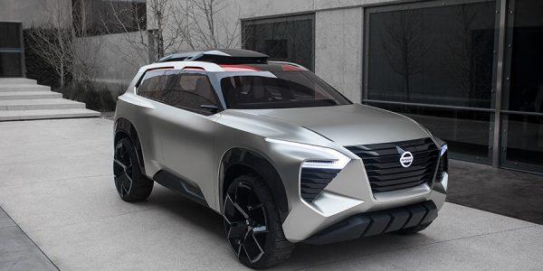 Nissan Xmotion Concept, el SUV con siete pantallas táctiles