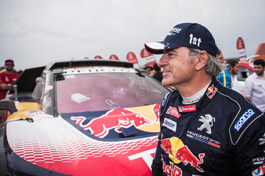 Carlos Sainz y su segundo Dakar: oda a la jubilación