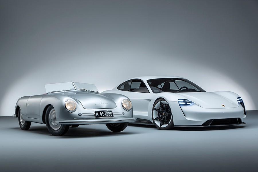 Porsche celebra su 70 aniversario en 2018