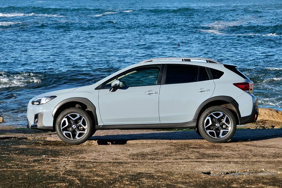 El XV estrena la nueva plataforma global de Subaru y es francamente buena.
