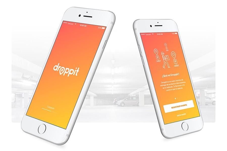 Una App de Seat y Saba que lleva la compra online al coche