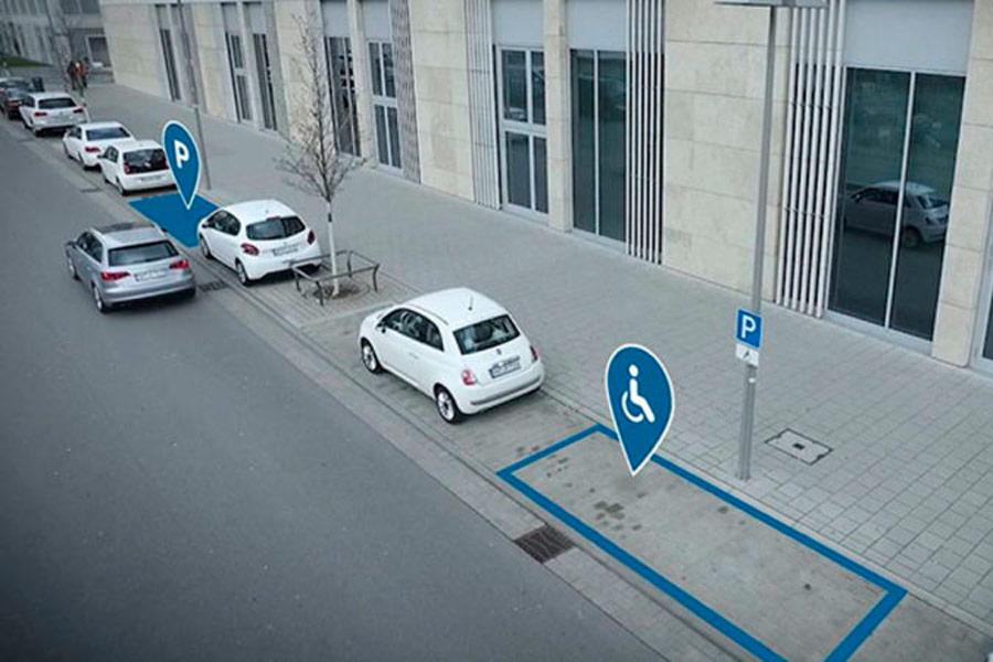 Ya no tendrás ni que buscar aparcamiento en la ciudad