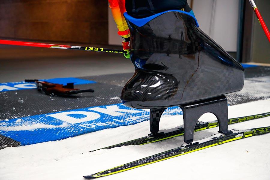 Toyota fabrica un trineo para los Juegos Paralímpicos