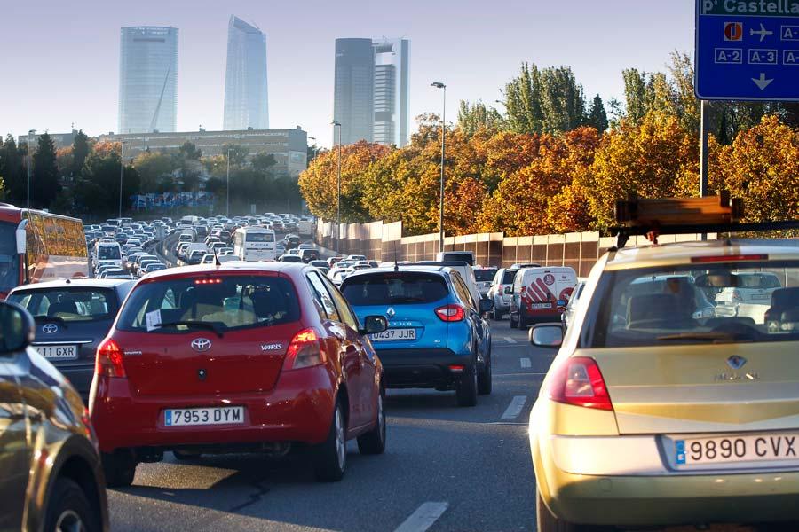 El parque automovilístico español es cada vez más viejo