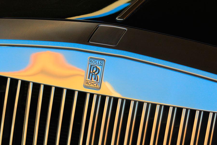 Se han matriculado tres Rolls-Royce en España durante 2017.
