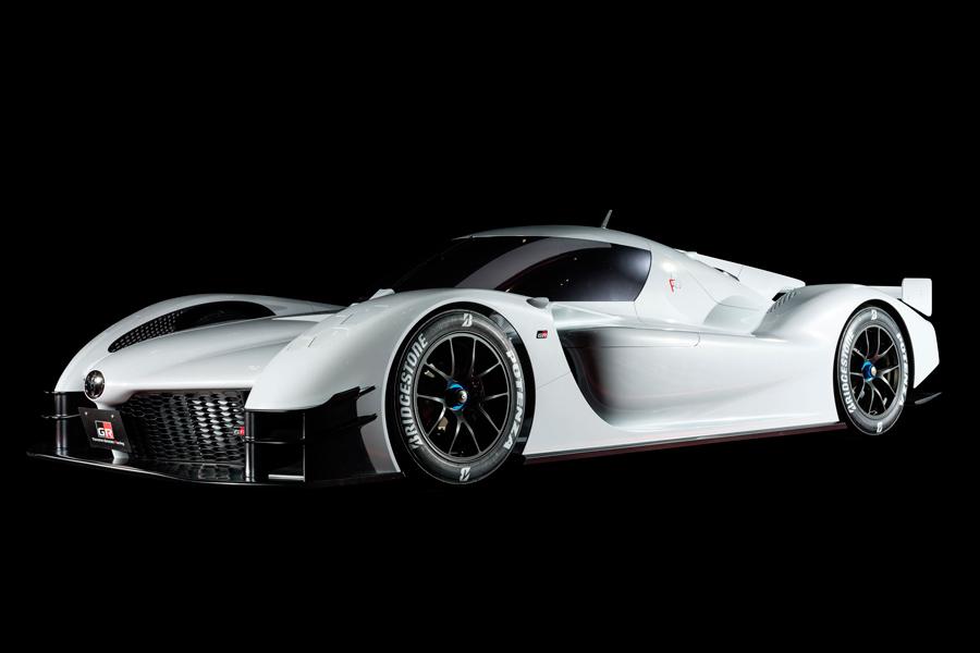 Toyota GR Super Sport Concept: ¿futuro rival del Project One?