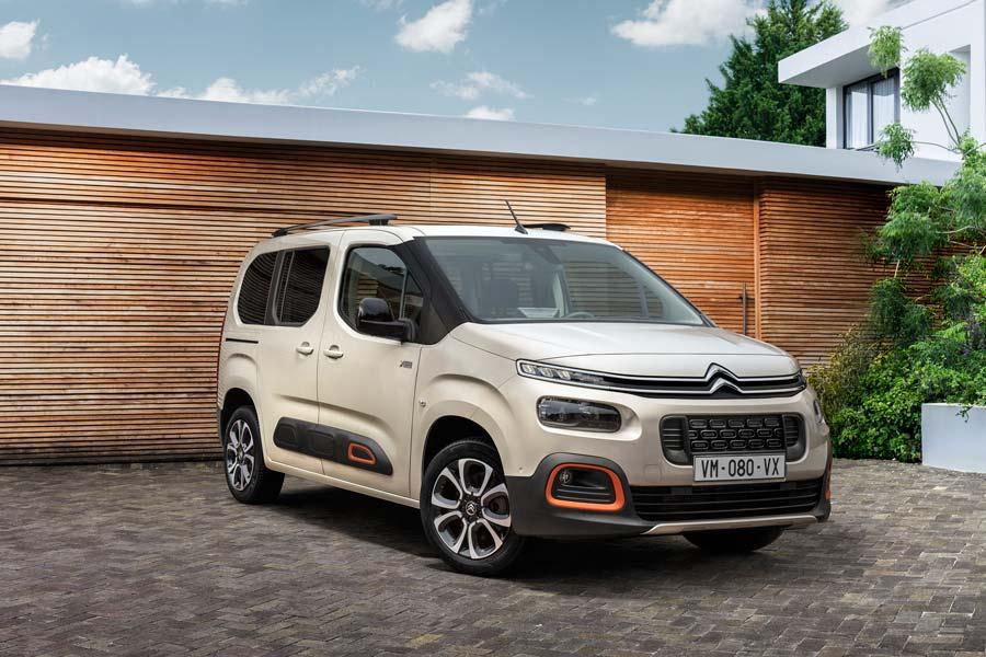 La nueva Citröen Berlingo será presentada en el Salón del Automóvil de Ginebra 2018.