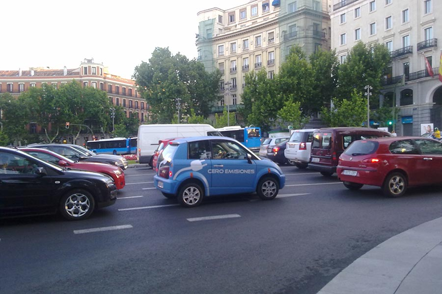 En 2020 circularán en Europa  9 millones de coches de baja emisión
