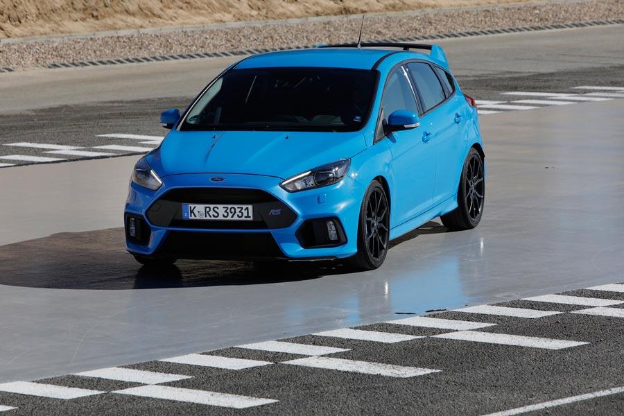 Ford Focus RS Buzzcar, el coche que mide tus emociones