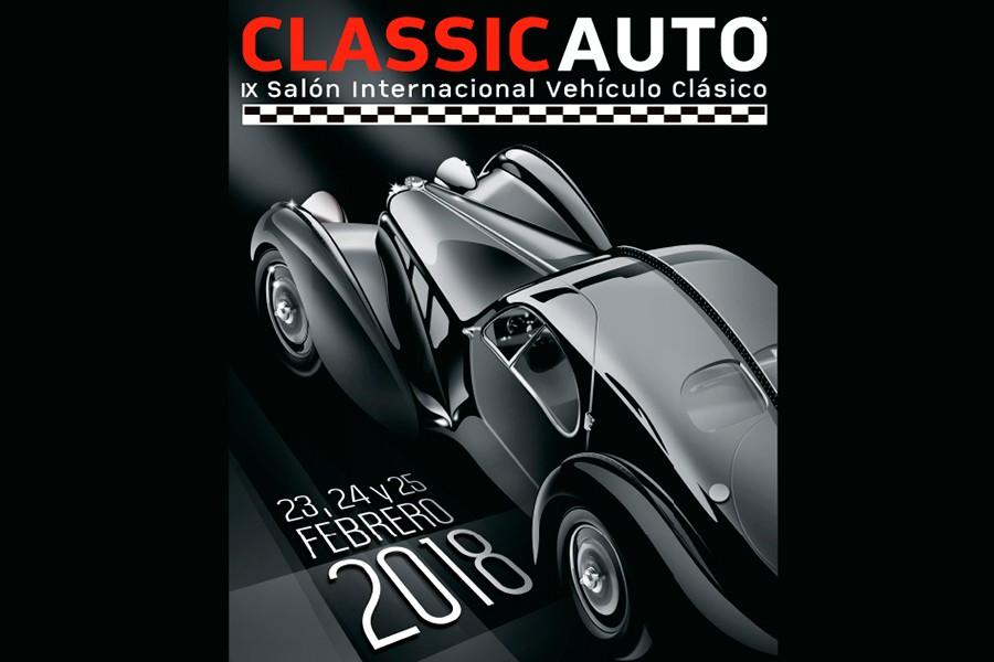 Classic Auto Madrid 2018 abre este fin de semana