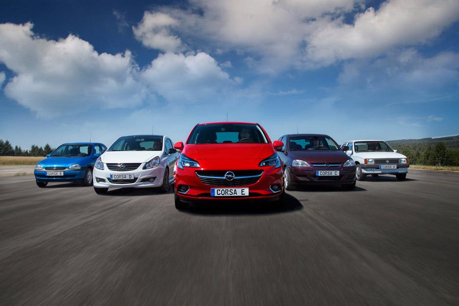 Figueruelas fabricará en exclusiva el primer Opel Corsa 100% eléctrico