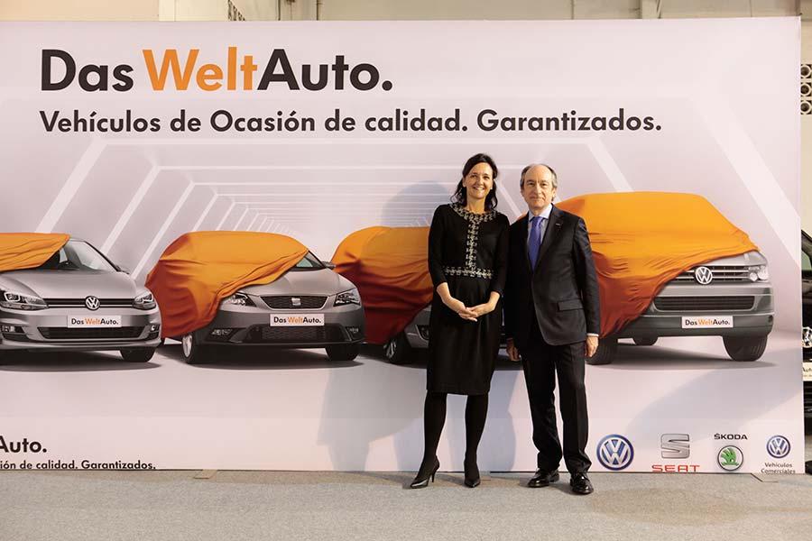 Así es la estrategia de Das WeltAuto para vender 100.000 coches en 2025