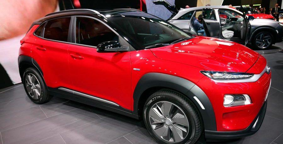 El Hyundai Kona eléctrico llegará a los concesionarios en verano con dos versiones