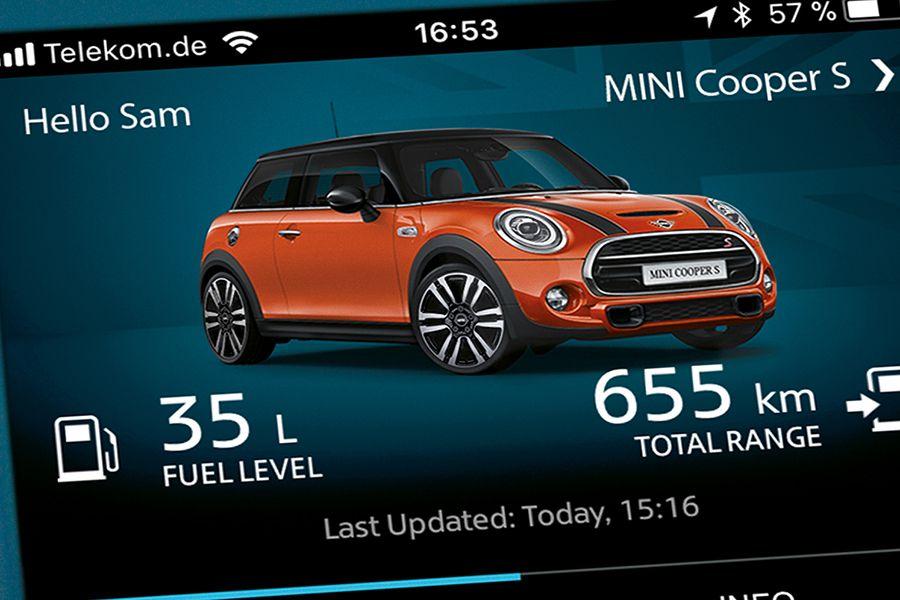 La App Mini Connected añade nuevas funciones