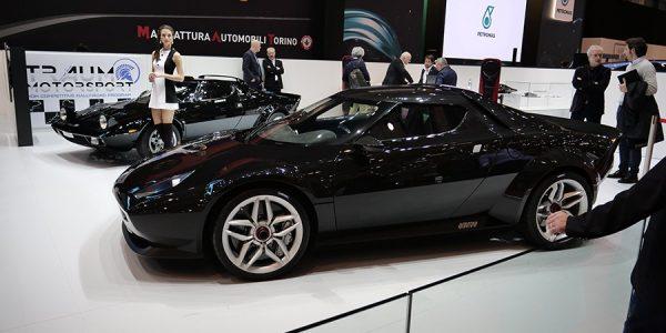 Vuelve el Lancia Stratos al Salón de Ginebra 2018