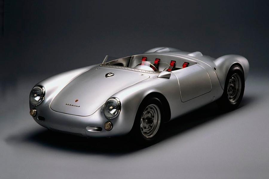 El Porsche 550 Spyder fue el verdadero origen de la leyenda en competición de Porsche.