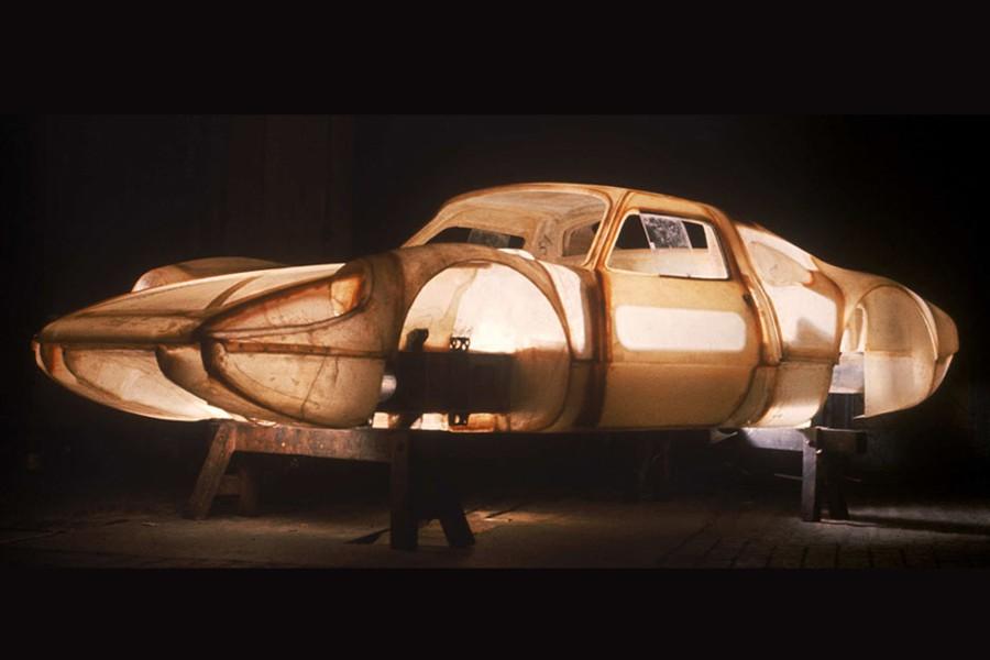 La carrocería del Porsche 904 es una escultura por sí sola.
