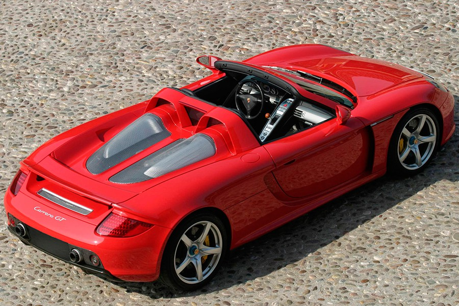 El Porsche Carrera GT es el Porsche con el sonido más brutal jamás comercializado.