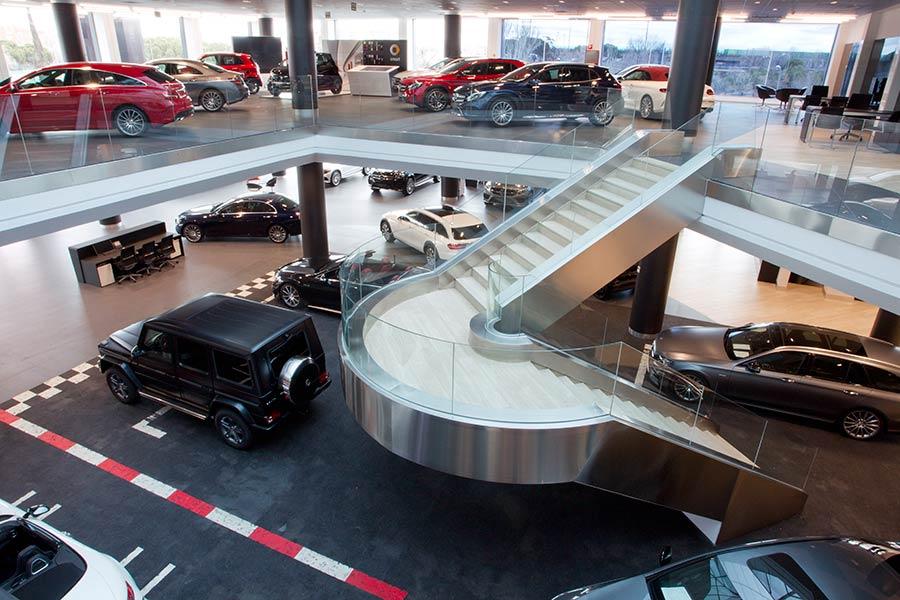 La superficie de exposición aumenta un total de 2.400 metros cuadrados.