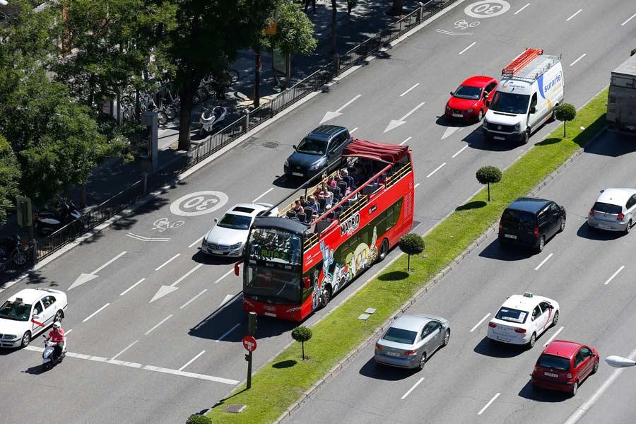 Así es la nueva Ordenanza de Movilidad en Madrid