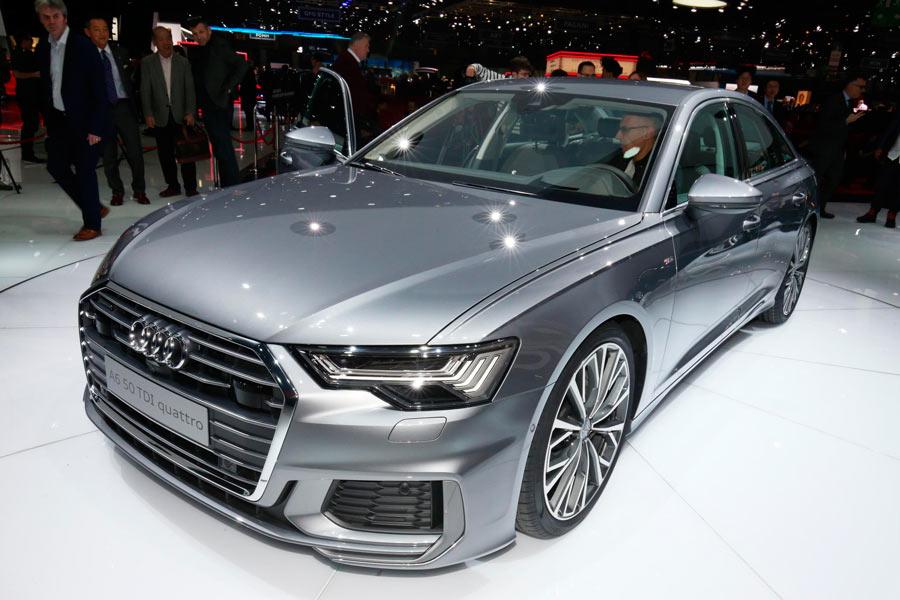 Nuevo Audi A6 2018 Así Es La Octava Generación Autocasión