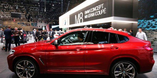 El nuevo BMW X4 2018 ya tiene precio