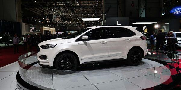 Ford Edge 2018: nuevos motores y más tecnología