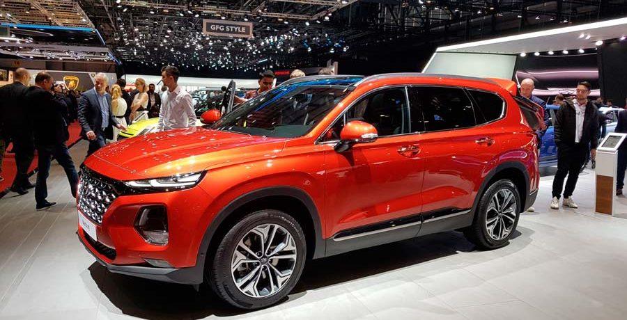 Nuevo Hyundai Santa Fe 2018, así es la cuarta generación