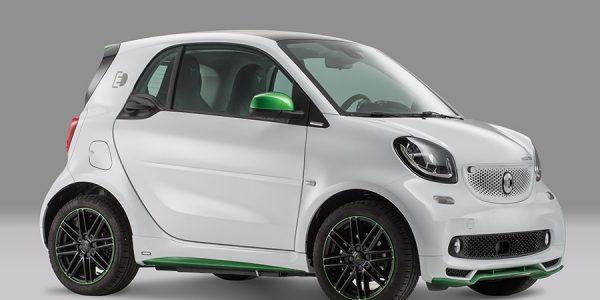 Nuevo Smart Ushuaïa ED Limited Edition eléctrico 2018