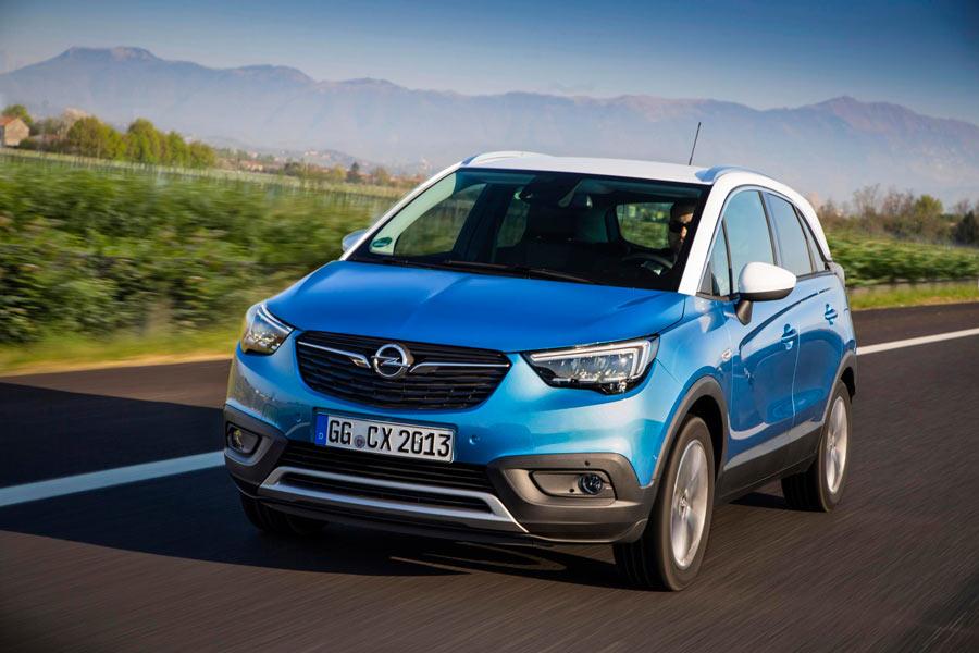 Opel Crossland X GLP, nueva opción ecológica para el SUV alemán