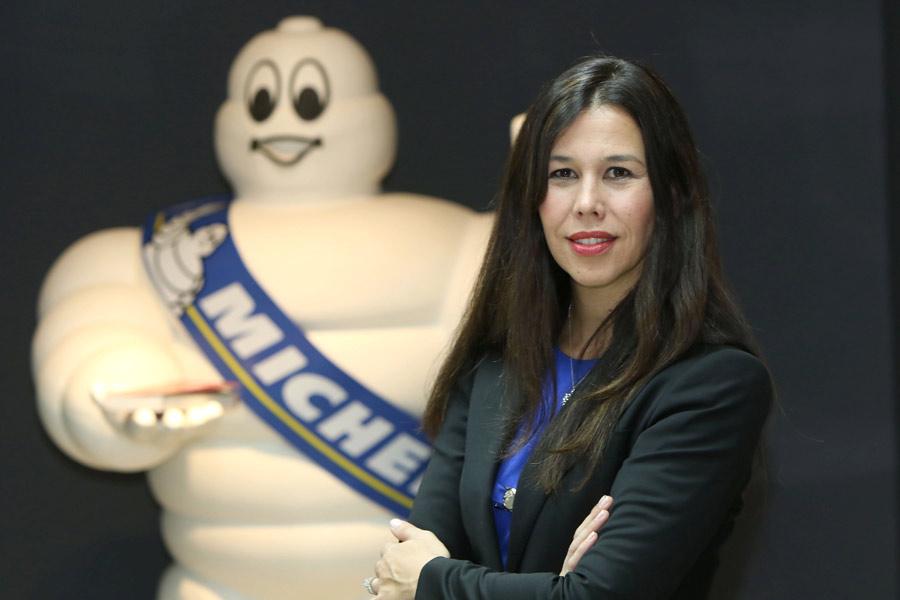 Michelin estrena una nueva dirección comercial