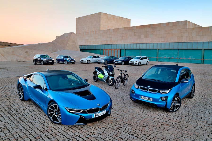 La rama sostenible de BMW cumple 10 años: estos son sus logros