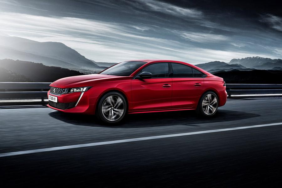 El nuevo Peugeot 508 encabezó por primera vez el ránking GEOM Index.