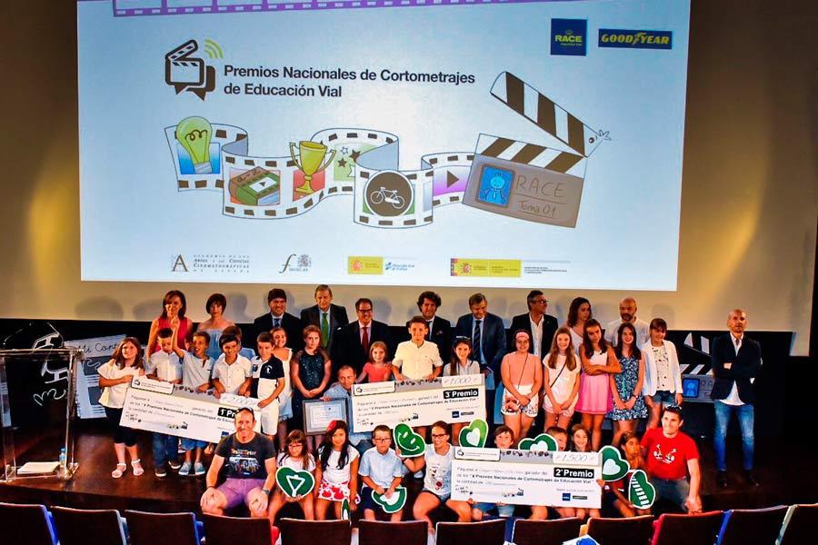 Premios Nacionales de Educación Vial: abierto el periodo de inscripción