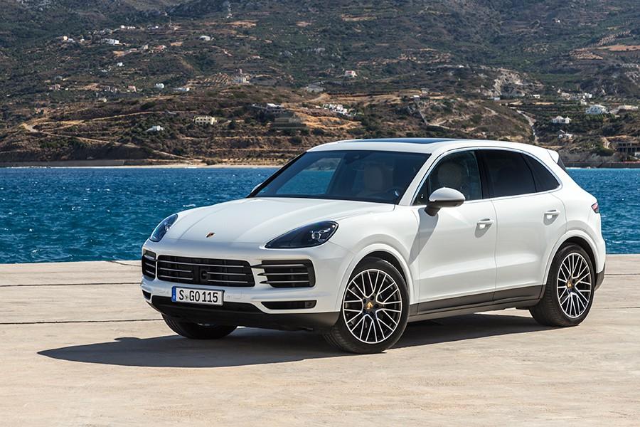 Presentación y prueba del nuevo Porsche Cayenne 2018   Autocasión