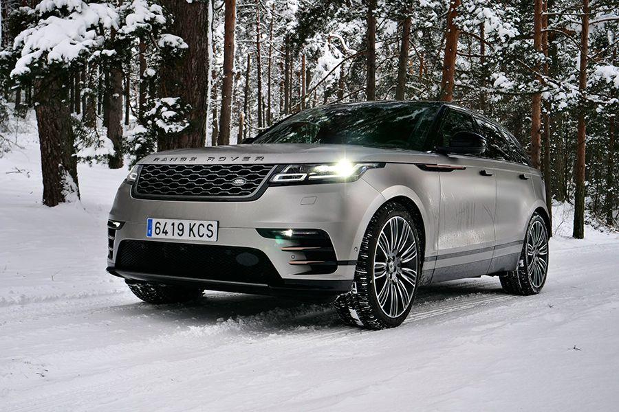 5 coches para la nieve