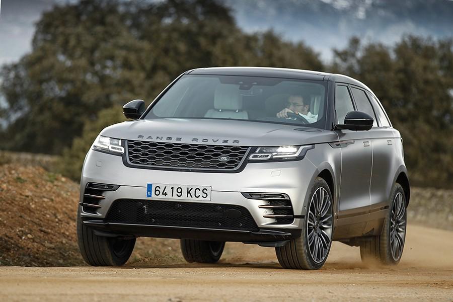 Prueba ¡y videoprueba! del Range Rover Velar diésel de 300 CV 2018