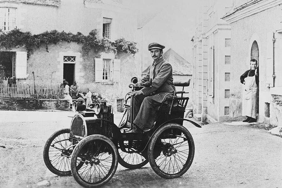 Renault cumple 120 años en 2018