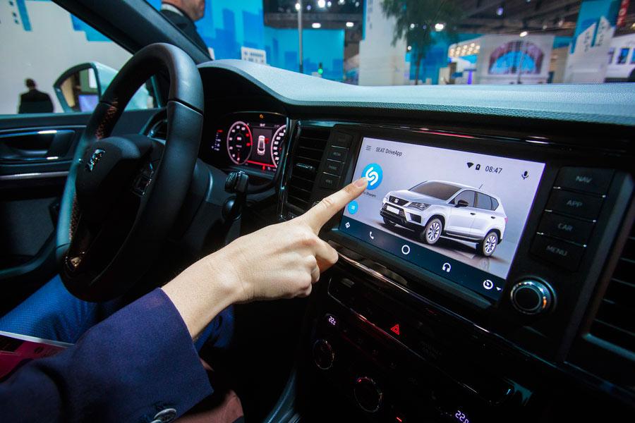 Shazam estará disponible a partir del próximo mes de abril en todos los vehículos de la marca.