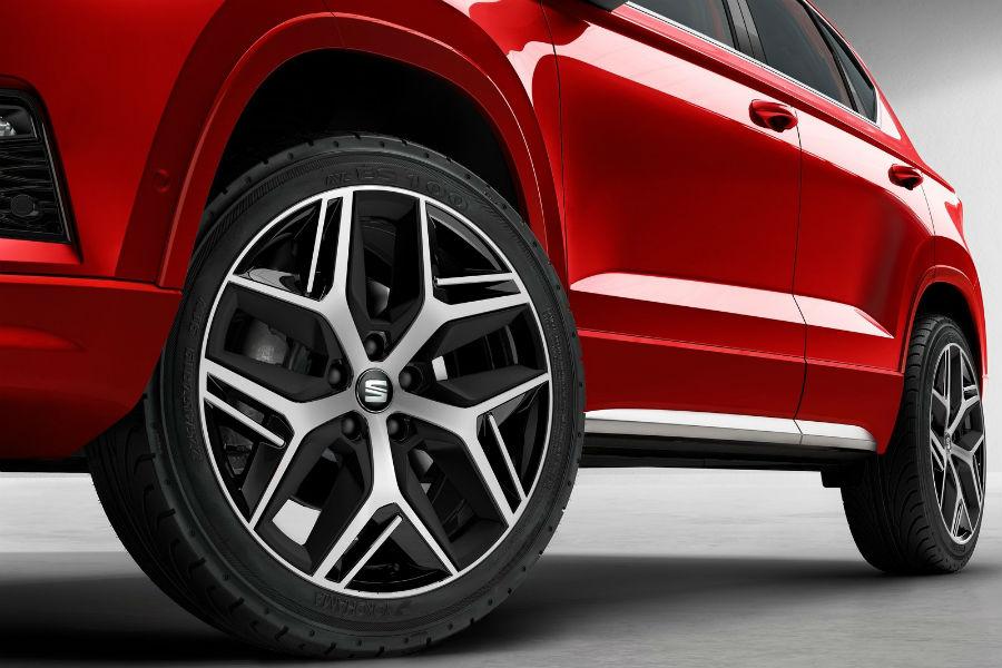 Seat Tarraco, así se llamará el próximo SUV de siete plazas de la marca