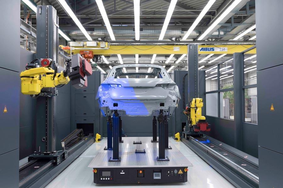 Audi avanza en digitalización para agilizar su producción